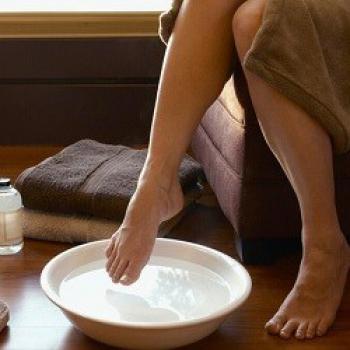 Избавиться от запаха ног навсегда быстро